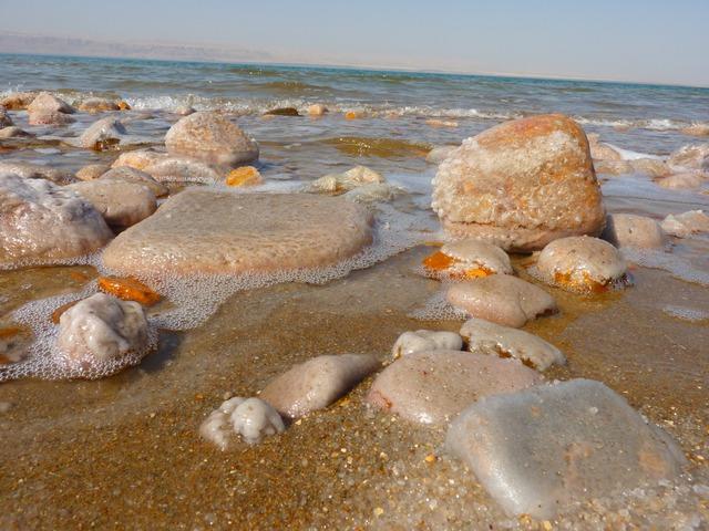 Mŕtve more už raz takmer vyschlo