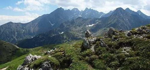 Monkova dolina Belianske Tatry