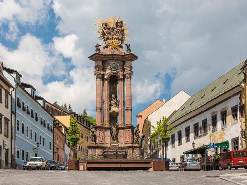 Námestie sv. Trojice, Banská Štiavnica