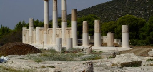 Epidauros Aklepion