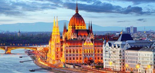 Parlament v Budapešti, Maďarsko