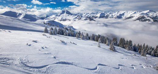 Lyžiarske stredisko Kitzbuehel