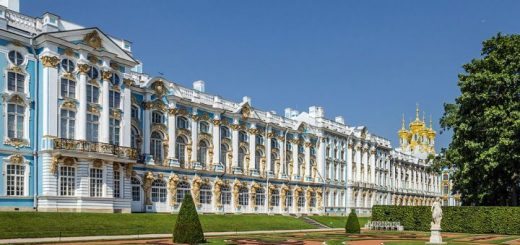 Katarínsky palác, autor: Alex 'Florstein' Fedorov