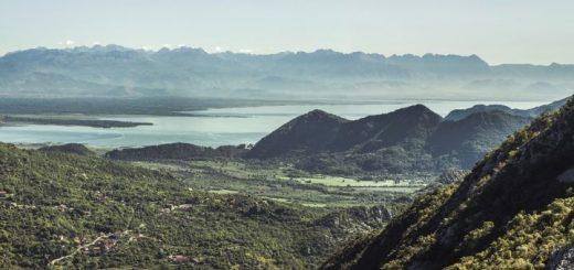 Jazero na Čiernej hore