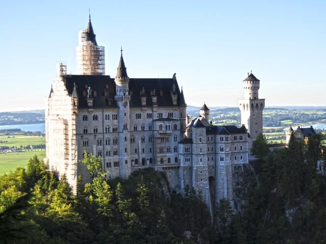 Zámok Neuschwanstein