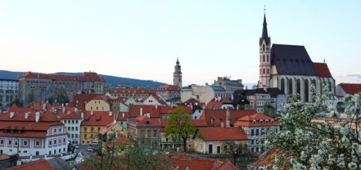 Český Krumlov mesto