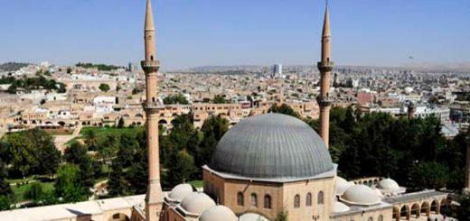 Mesto Sanliurfa, Turecko