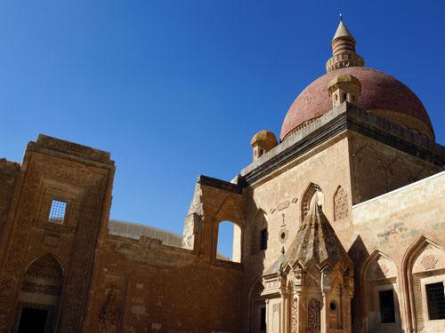 Ishak Pasha palác