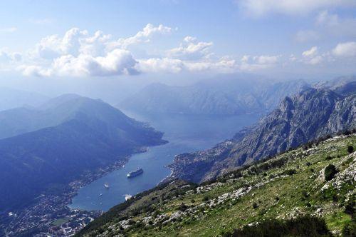 Kotorská boka, Čierna Hora