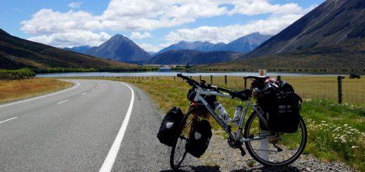 Na bicykli okolo sveta, Nový Zéland