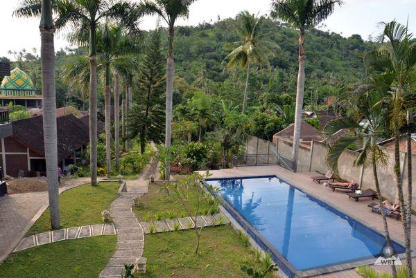Z hotela do džungle na skok
