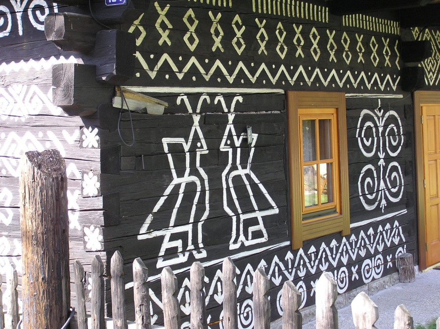 Slovenské folklórne vzory