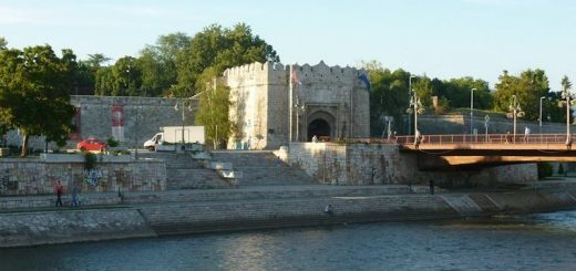 Pevnosť pri rieke Nišave