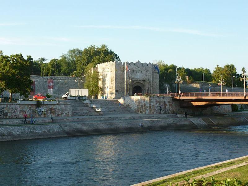 Pevnosť pri rieke Nišava