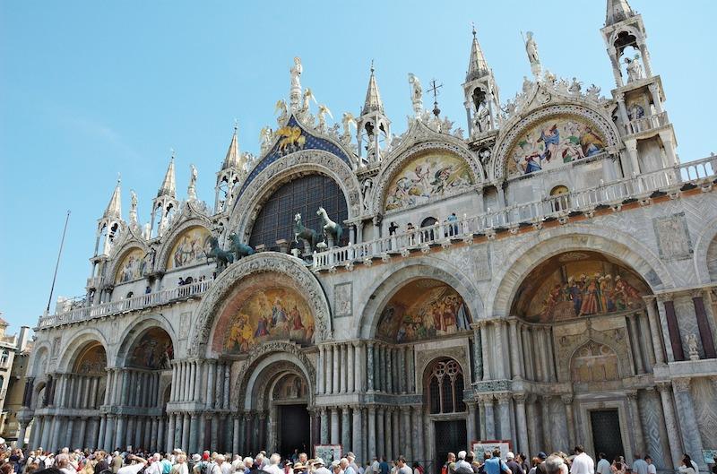 Bazilika sv. Marka Benátky