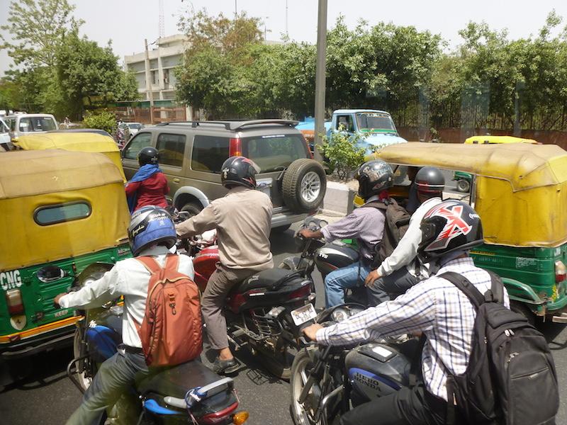 Doprava v Novom Dillí