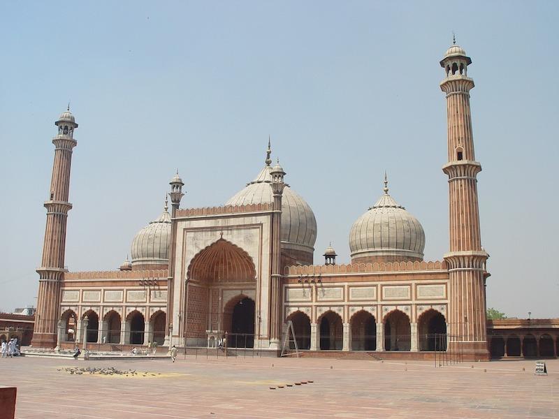 Jama Masjid Nové Dillí