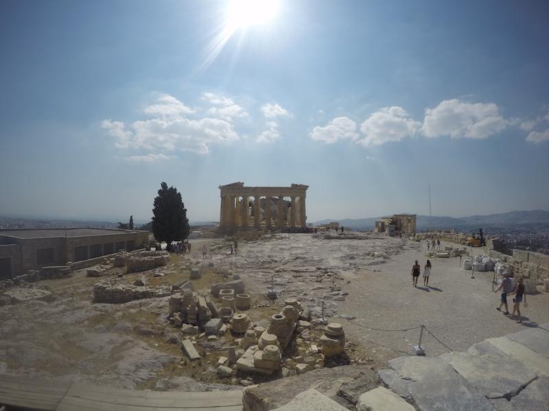 Atény Akropola