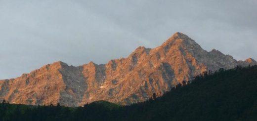 Výhľad na Himaláje Dharamshala