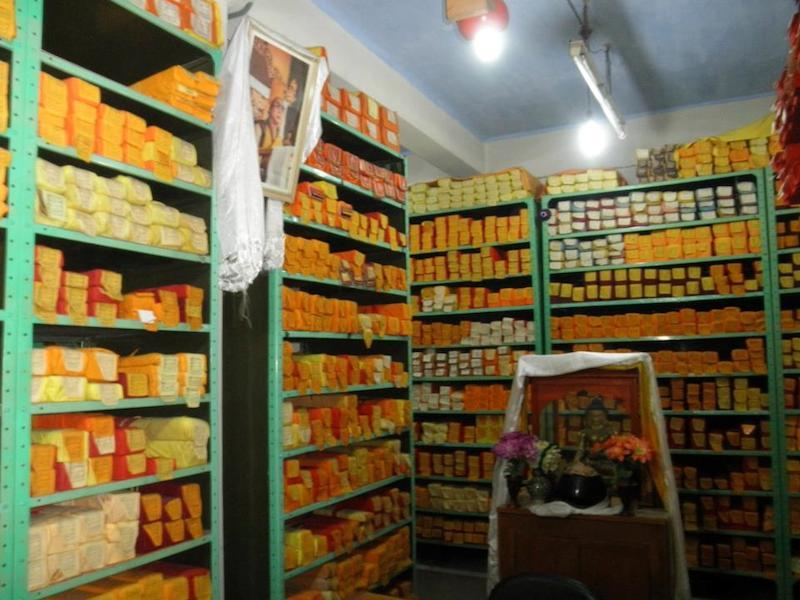 Tibetská knižnica Dharamshala