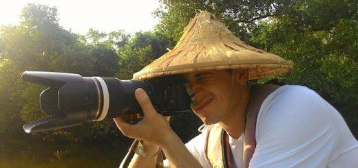 Aleš cestovateľ a blogger