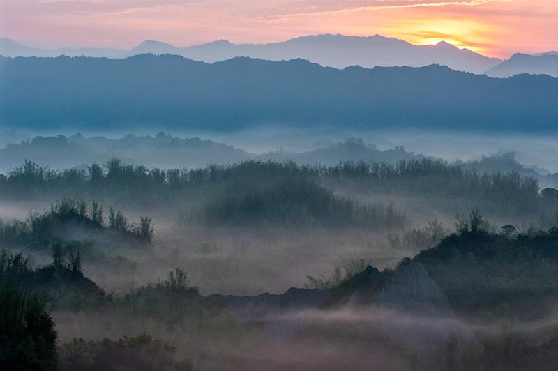 Východ slnka Tainan