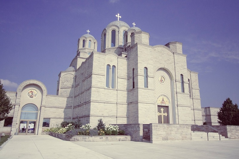 Chrám sv. Sáva Belehrad