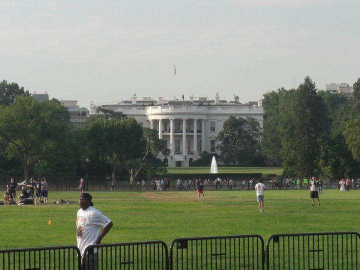 Biely dom Washington D.C.