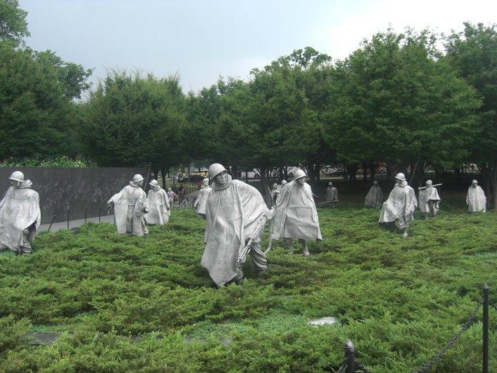 Pamätník Kórejskej vojny