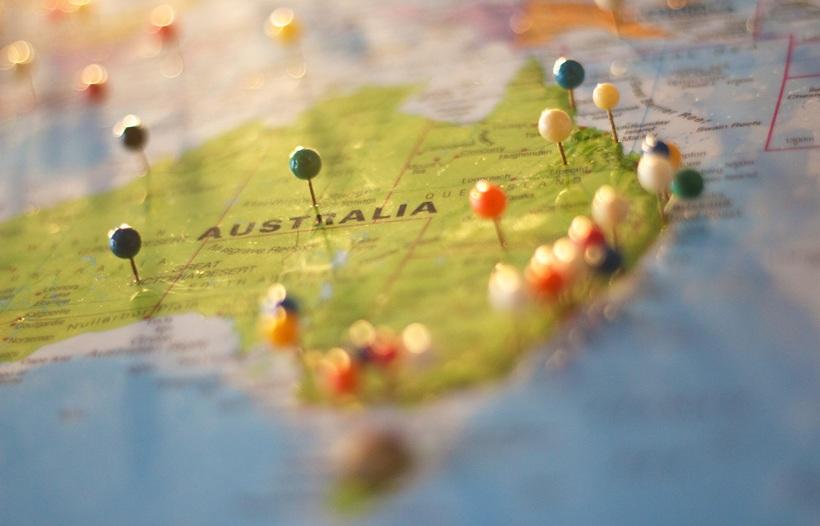 Austrália pre mladých