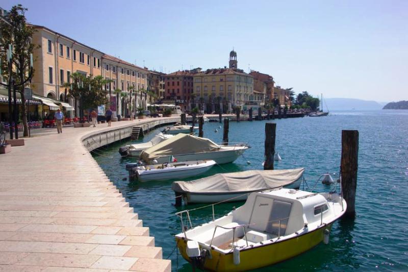 Pobrežie Lago di Garda