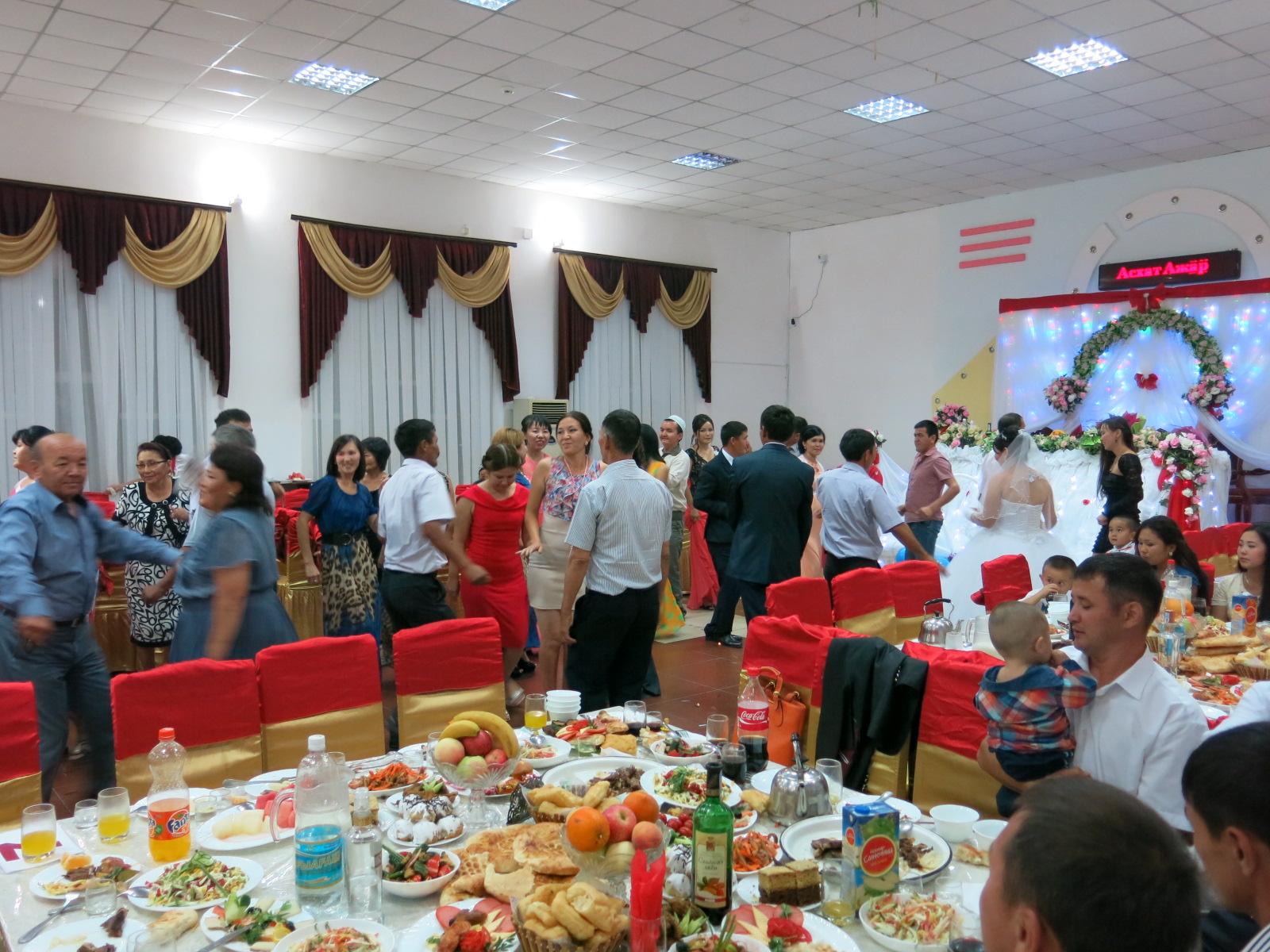 Svadba v Kazachstane