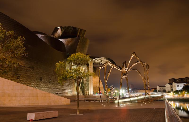 Bilbao Guggenheim múzeum