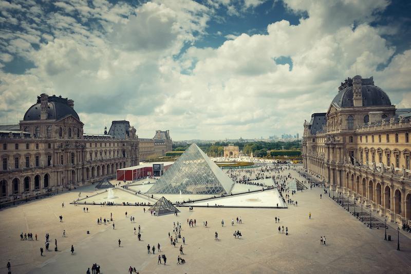 Múzeum Louvre Paríž