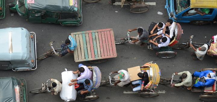 Dháka Bangladéš užitočné informácie