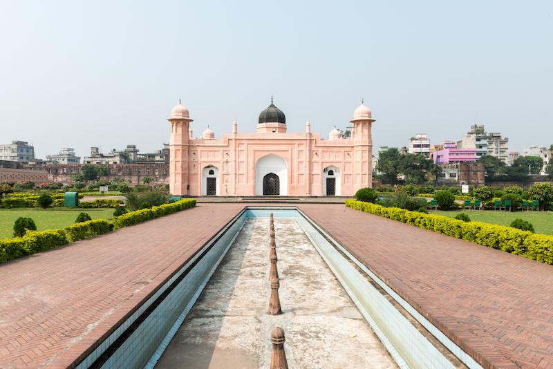 Lalbagh Fort Dhaka Bangladéš