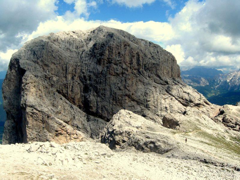 Sass de Putia, Taliansko