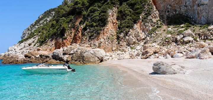 Skopelos Mamma Mia ostrov