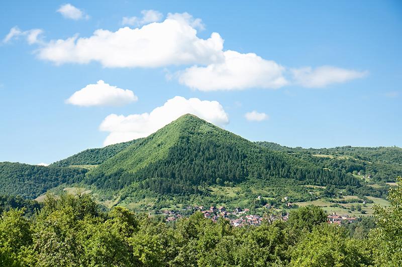 Pyramída Bosna
