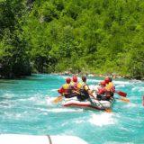 Rafting východná a centrálna Európa