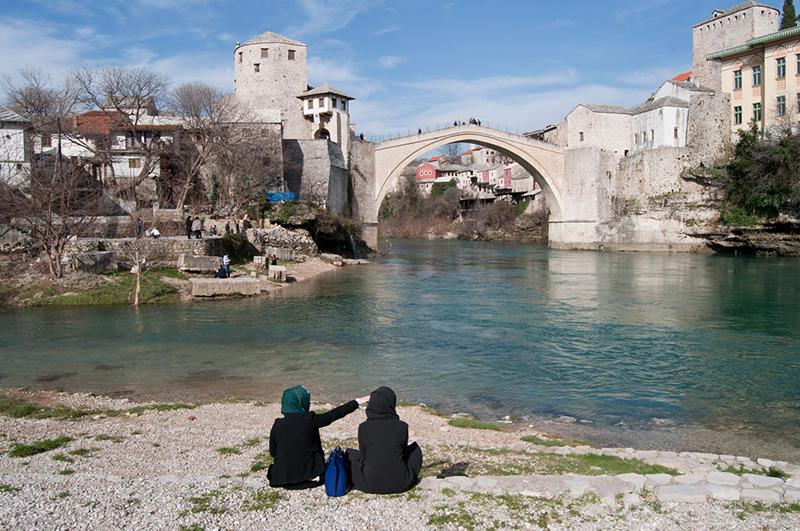 Mostar starý most