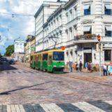 Helsinské ulice