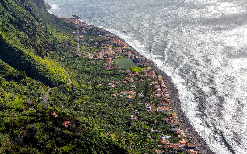 Pobrežie Madeiry