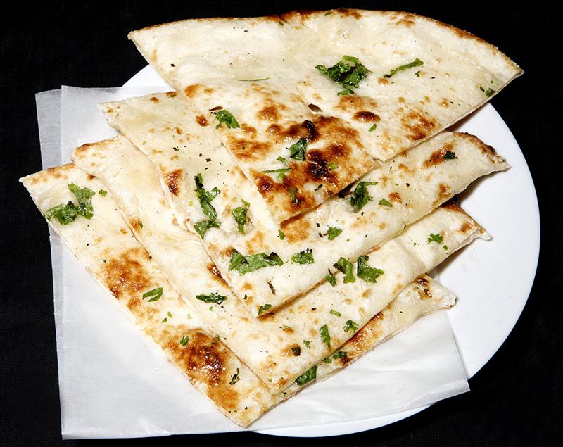 Naan chlieb India