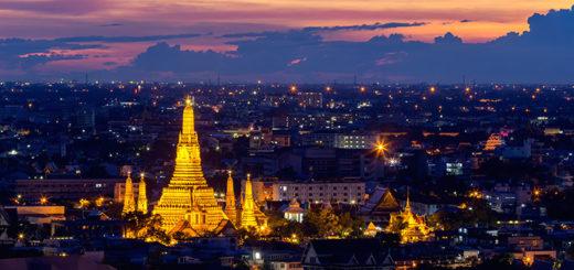 Thajsko situácia