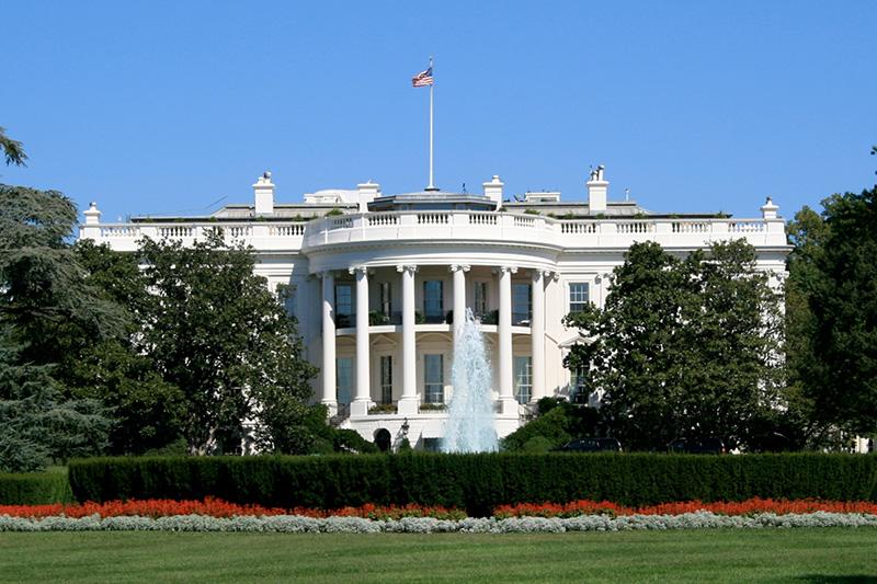 Biely dom USA