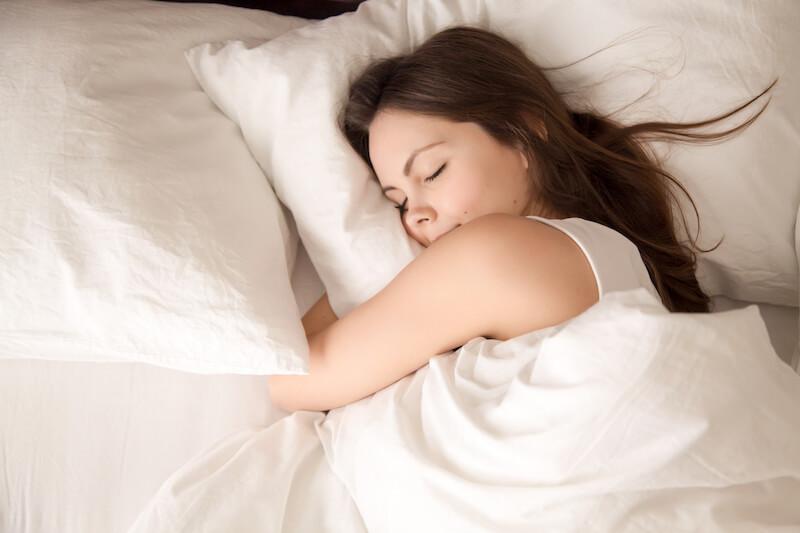 Spánok pred cestou