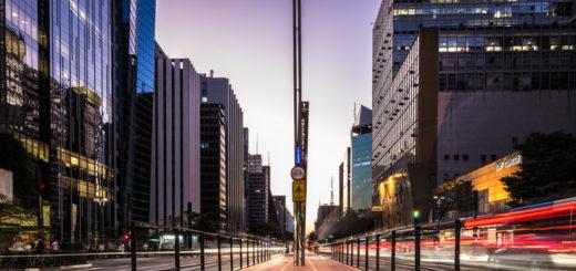 Najdôležitejšia ulica v Sao Paule