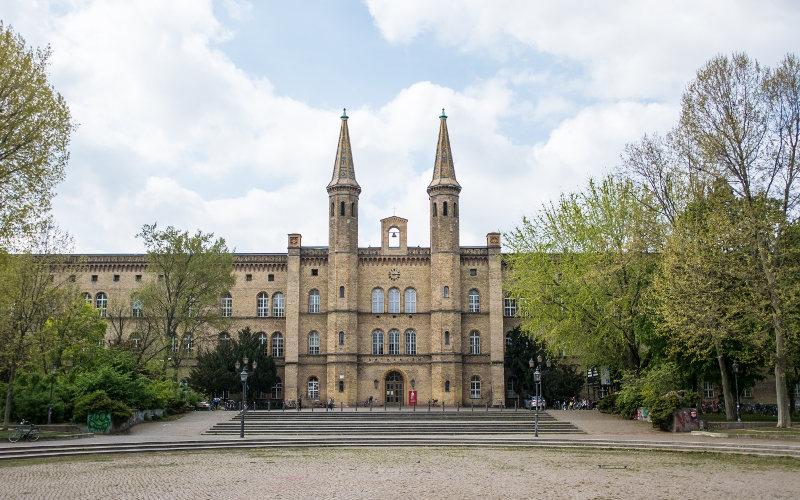 Kunstquartier Bethanien Berlín