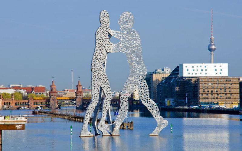 The Molecule Man Berlín